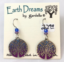 Earth Dreams Earrings- 3425