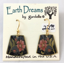 Earth Dreams Earrings- 3426