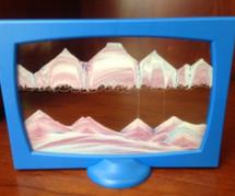 Sapphire Screenie Sandpicture