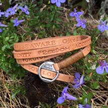 3-GW-006 Wrap Bracelet