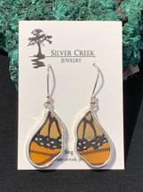Butterfly Wing Earrings 2051
