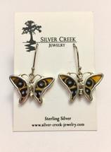 Butterfly Wing Earrings 2068