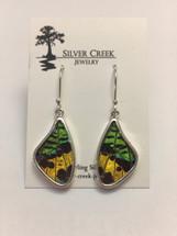 Butterfly Wing Earrings 2071