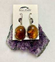 Amber Earrings 2080-AD