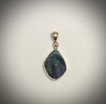 Opal Doublet Pendant 3008