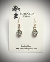 Druzy Earrings 3041