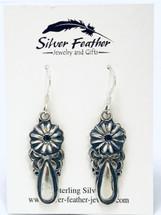 Silver Earrings 3115