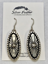 Oval Earrings 3118