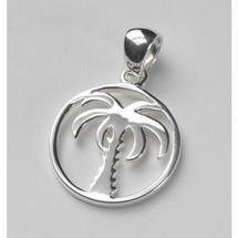 Palm Tree Necklace 3219