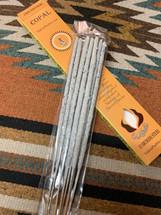 Copal Smudging Sticks 3223