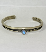 Moonstone Cuff Bracelet 3155