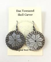Dan Townsend Shell Gorget - Earrings 3331