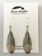 Feather Earrings 3365