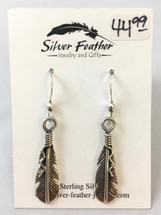 Feather Earrings 3361