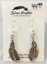 Feather Earrings 3360