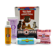 Dinovite Combo Package Giant Dog (over 75 lbs) - Dinovite