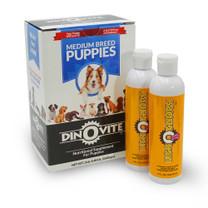 Dinovite For Medium Breed Puppies & LICKOCHOPS Combo
