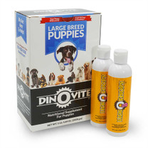 Dinovite For Large Breed Puppies & LICKOCHOPS Combo