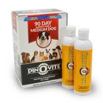 Dinovite For Medium Dogs & LICKOCHOPS Combo