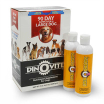 Dinovite For Large Dogs & LICKOCHOPS Combo