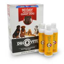 Dinovite For Giant Dogs & LICKOCHOPS Combo