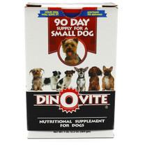 dino bite dog food
