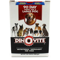 Dinovite Powder - Large Dog (45 - 75 lb Dogs)