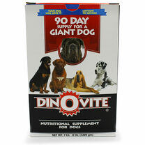 Dinovite Powder - Giant Dog (over 75 lb Dogs)