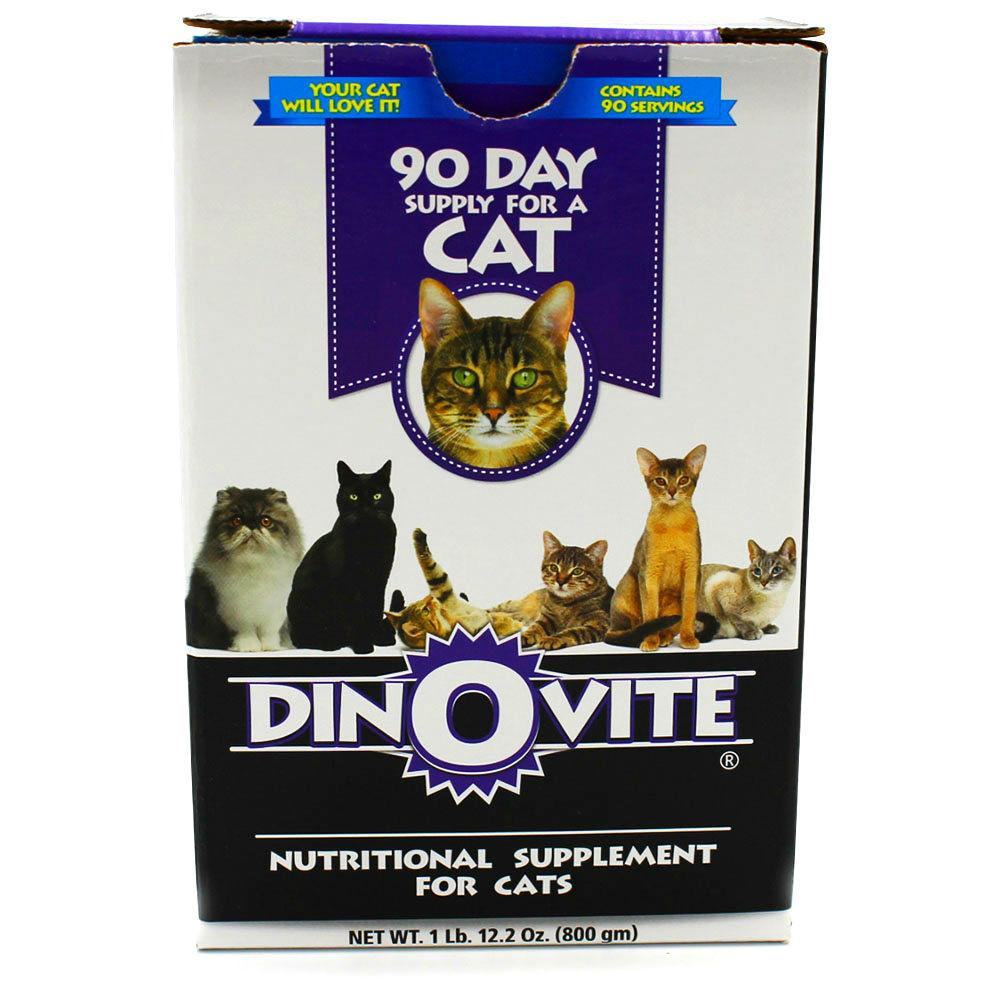 Dinovite Cat Powder K9healthsolutions Com