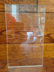 Clear Plexi Glass Panel for Oak Vista Astro Eagle and similar Machines