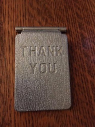 """Thank you"" Flapper"