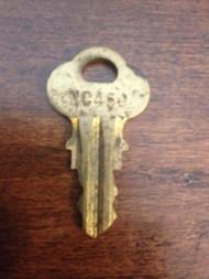 Code NC450 Key