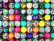 "1000 Super Bouncy Balls Toy Vending Gumball Machine 27mm 1"" Superballs Free S&H!"