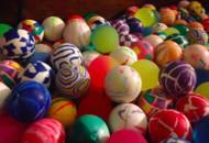 "250 High Bounce Superballs 27mm (1"")"