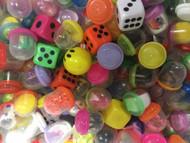 "GumballStuff™: 250 Pieces of 1"" Toy Mix"