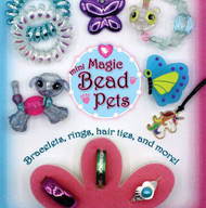 """500 pieces - Mini Magic Bead Pets Mix in 1.1"""" Capsules includes Bracelets, Rings, Jewelry, Hair Ties, & more Free Display and Free Shipping!"""