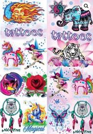 Girls World Tattoos