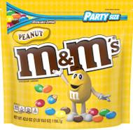 Peanut M&M 62 oz Vendors Jar