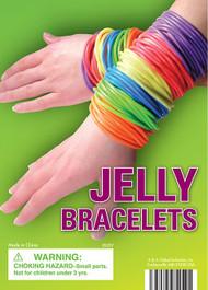 Jelly Bracelets 3 per Capsule BIG Profit Item