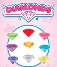 Colorful Gemstone Diamonds