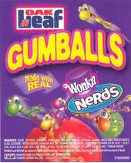 """Nerds Gumballs 1"""" 850 count case"""