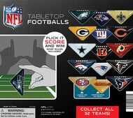 NFL Table Top Triangle Football Game