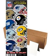 NFL Helmet Stickers