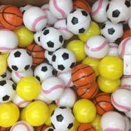Sports Balls Soccer Baseball Basketball Tennis Softball 100 per Bag