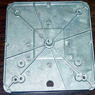 Base Plate for Oak Vista Astro Eagle A&A PO type Gumball Candy Vending Machines