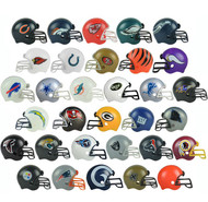 NFL Football Helmet Collection with all 32 Teams