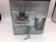 """Lock and Key for BOTTOM of Victor 88 """"88"""" Vintage Gumball Candy Vending Machine"""