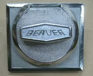 Beaver Wizard Spiral Gumball Machine 25 cent Coin Mechanism Mech