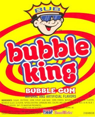Bubble King Gumballs 1080 Count Assorted