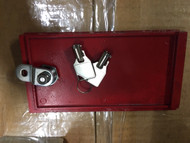 """Coin box Lock and Key for Northwestern Classic Folz 2"""" Capsule Machine"""